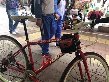 心寒!自行车上这部件都有人偷,莫非贼随身携带作案工具?