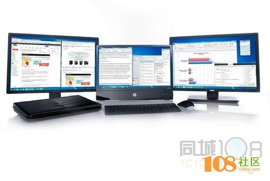 高端显示器通常自带高度调节功能