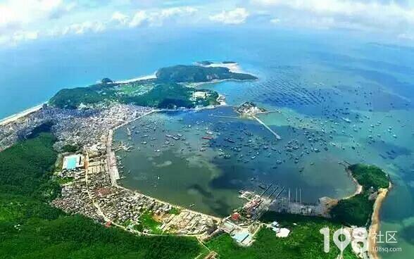aaaaa级景区~广东阳江市海陵岛大角湾海上丝路旅游区