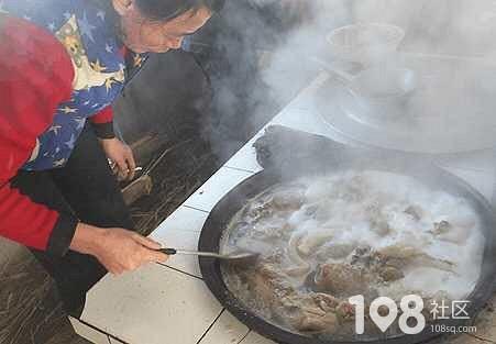 【原创】吃杀猪菜  享血脉情 - 大松先生 - 大松的博客