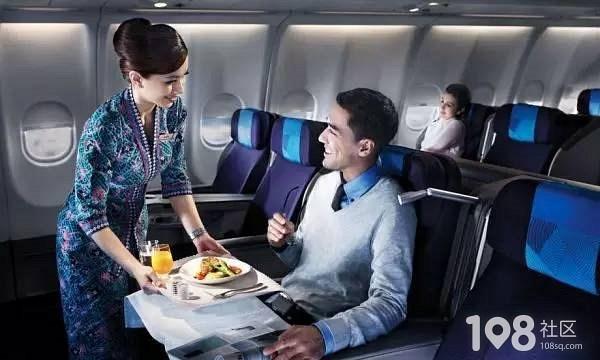 乘飞机,经济舱哪个位置最舒适?