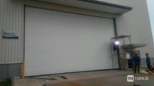 遥控自动车库门