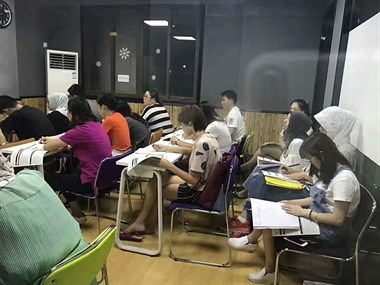 义乌哪里的外语培训班上课方便,商务英语上课质量好?