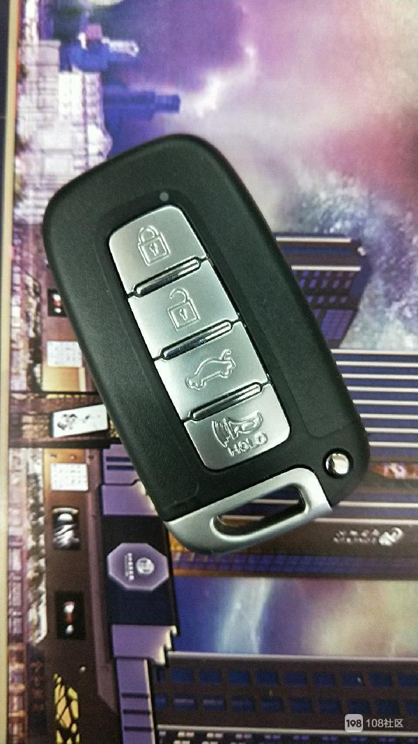 小赵锁业 专业配汽车钥匙 开锁 换锁高清图片