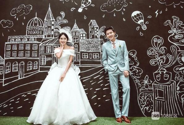 2018流行的八种婚纱照风格 看完也是特别想结婚了