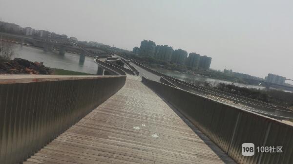 衢州网红桥风景