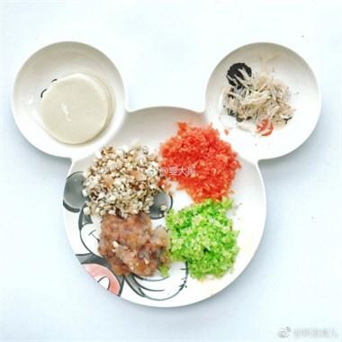 #宝宝辅食分享#【可爱又美味的太阳虾饺】