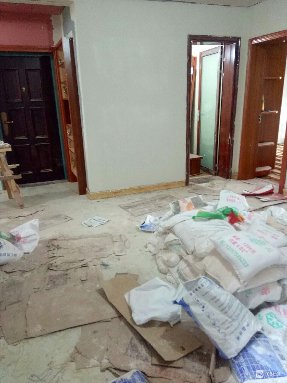 专业油漆工,诚接店面,室内精装修,自建房,别 墅等.