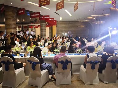 影响玉林GDP的200人聚集玉林绿地城