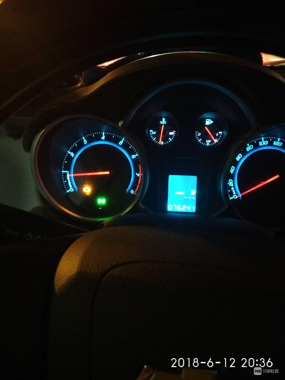 汽车发动机灯亮是什么故障