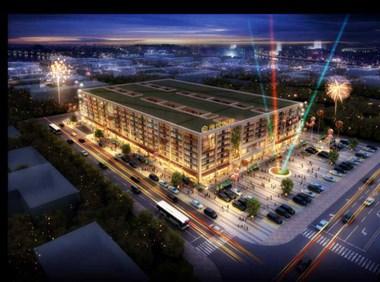 海盐海悦国际—商铺+6.3米公寓、买一层得三层、来看看吧