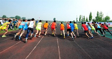 【玉林绿地城】首届业主运动会明日启幕 等您来战!