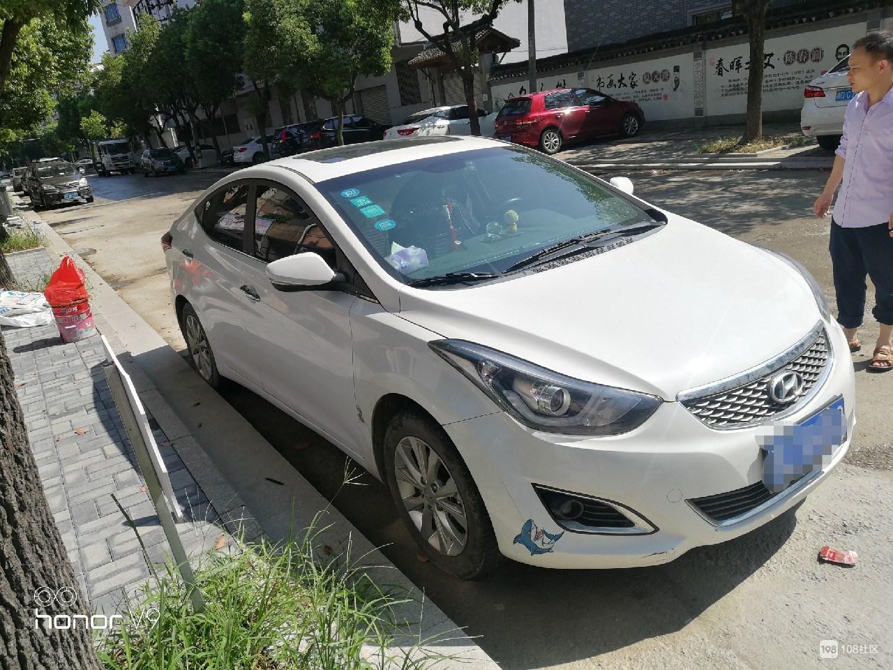 北京现代朗动出售