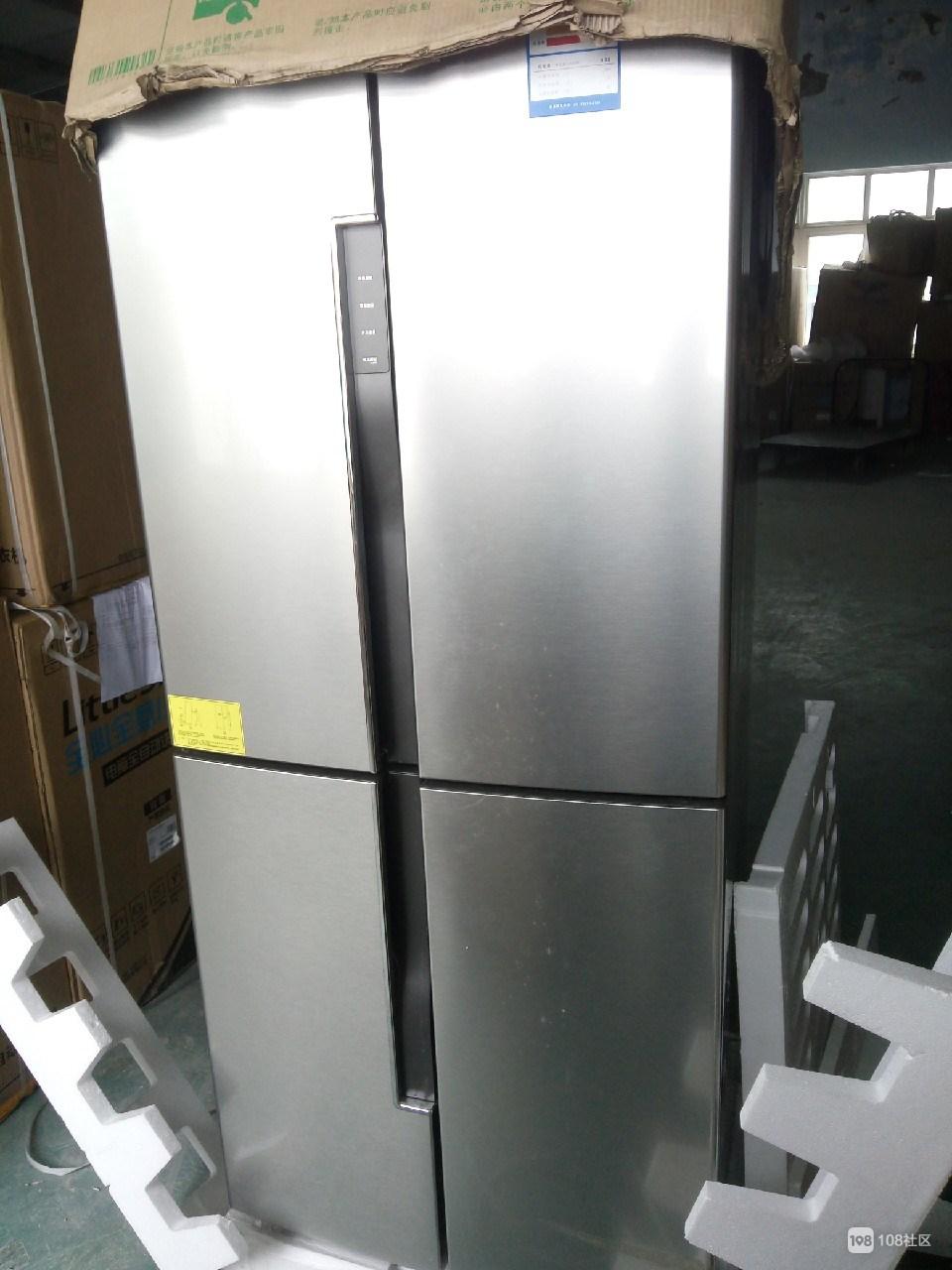 容声冰箱 4冷无霜 能冰箱国联保  实体店机器,非网定制版.