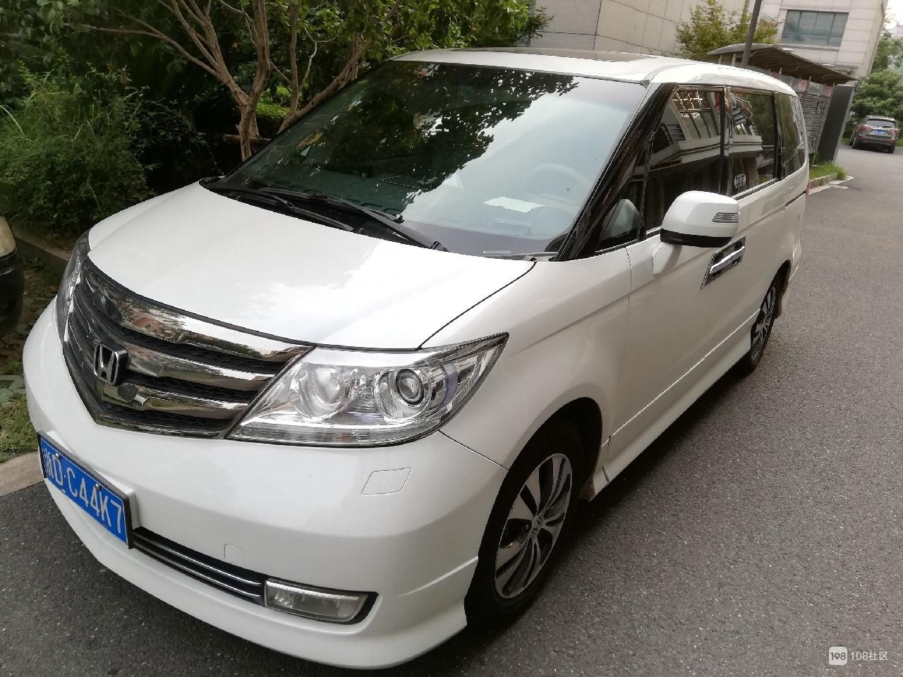 本田商务车包车