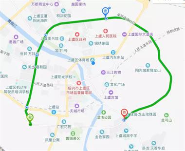 @上虞人:今日起人民大桥和曹娥江大桥封道,请绕行!