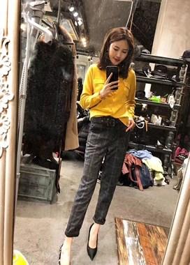 2019年最火的欧韩女装店气质搭配