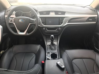帝豪 2018款 1.5L CVT尊贵型