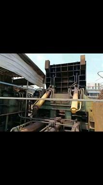 专业维修金属打包机和剪切机
