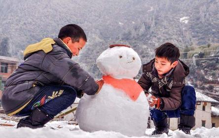 12月报道帖:评论晒出你看过最好玩的雪人,红包等你拿…
