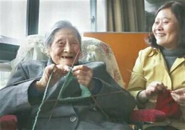 """央视点赞101岁上虞""""最美老太太"""""""