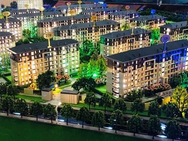 大平层,市中心,学区房,300亩湿地公园。