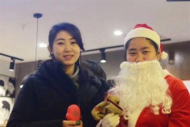 奈哥圣诞活动火爆进行中,奈哥在这里祝大家圣诞快乐!