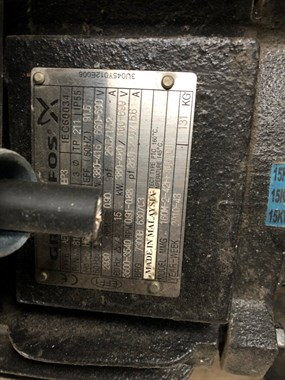 【转卖】水泵