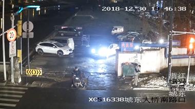 绍兴街头连续发生4起车祸!看守所里,司机悔不当初...