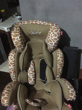 【转卖】儿童座椅