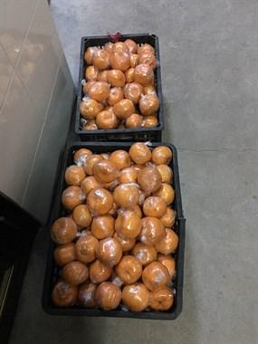 【转卖】想吃橘子??的联系我,很甜很好吃??