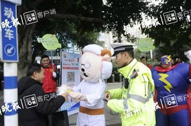 行人走斑马线过马路被交警开罚单?什么情况?
