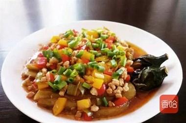 茄子这么煎,比红烧肉还下饭,连盘底的汤汁都舔干净!