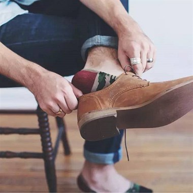 鞋和袜子的9种搭配要学会!不然就会很土