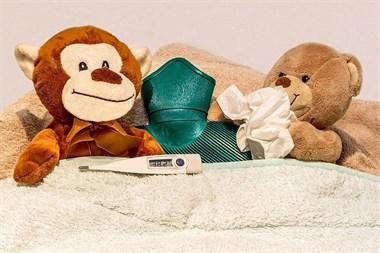 45℃热水袋竟会引起皮肤深部烫伤?保暖谨防低温烫伤!