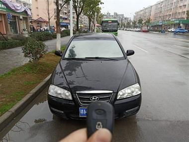 【转卖】11年现代小轿车