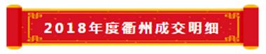 2019年衢州市平均工资和房价大曝光,你拖后腿了吗?