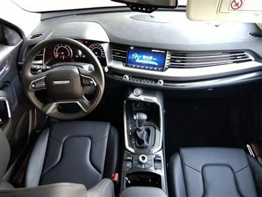 哈弗H6 2018款 换代 蓝标 1.5T 自动豪华型