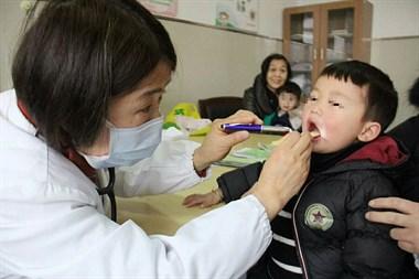 家长们,流感进入季节性高峰!上虞的情况赶紧了解一下……