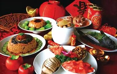 全国各地年夜饭代表菜,第一道就让人口水直流!