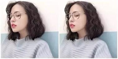 这款发型让你的大脸变成了小脸,比丸子头还减龄!