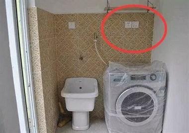 一旦发现工人这样装插座,让他赶紧赔钱走人,小心把房子毁了!