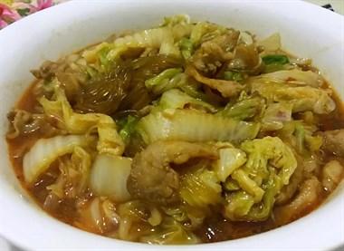 大白菜最好吃的做法,比饭店的都香,秘制一锅不够吃,2分钟学会!